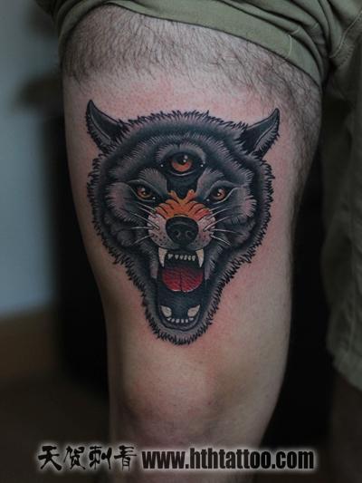 狼头纹身 - 北京纹身|北京纹身店|朝阳纹身|北京最好